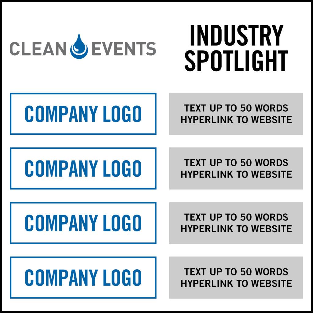 Industry Spotlight Campaign